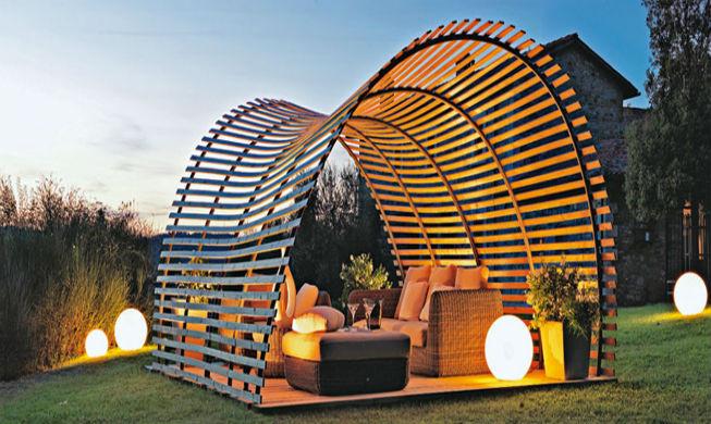 ideas de oro para tener una terraza jardn o porche con encanto
