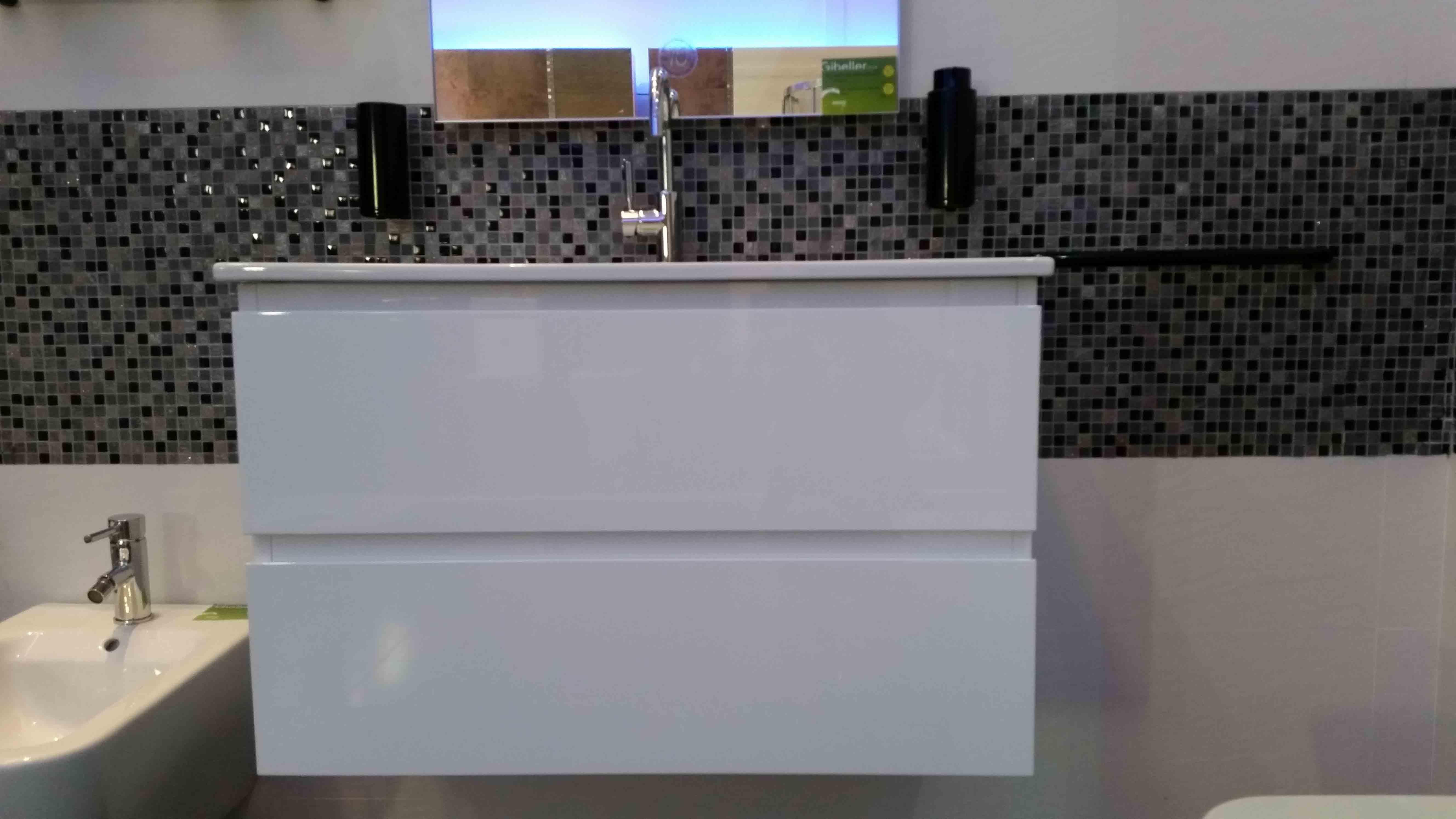 Muebles De Baño Alicante:Mueble de baño Inbani – Piedras naturales, cerámicas, baños, saunas