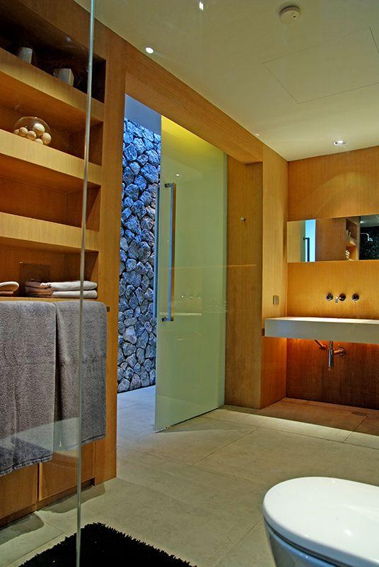 Piedra natural y madera gibeller - Paredes de piedra interiores ...