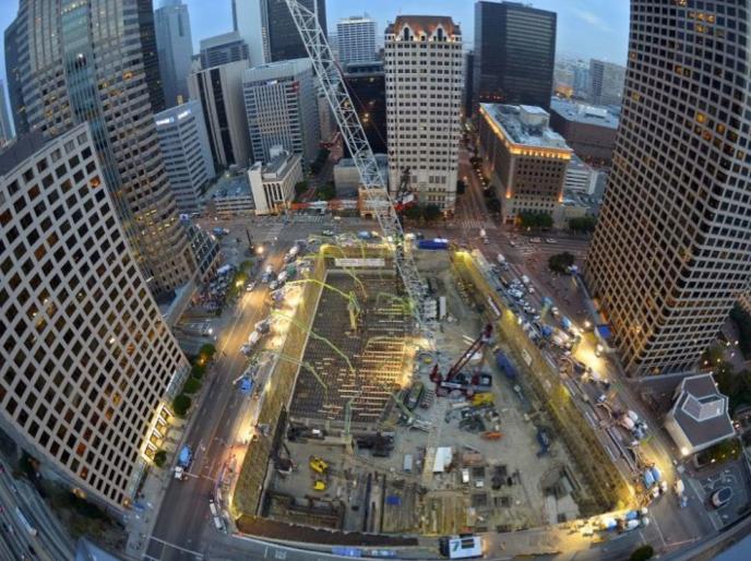 El récord mundial en construcción