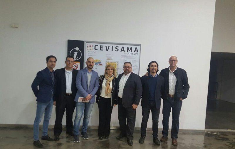 """Feria Cevisama 2012 """"La exposición referente europea"""""""