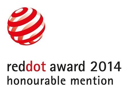 LG galardonado en los premios Red Dot