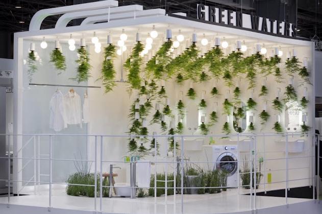 Diseño Ecológico en el Cuarto de Baño