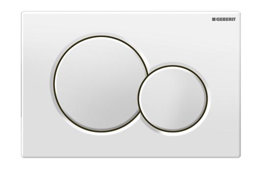 Pulsadores de diseño  para inodoro