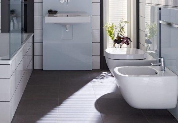 Nuevo Inodoro de diseño,Geberit Monolith la cisterna innovadora