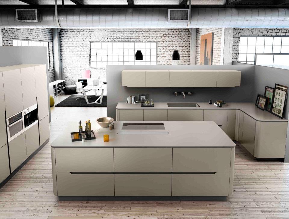 Mobiliario de cocinas modernas en Alicante - Gibeller