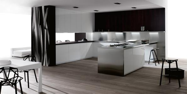 Mobiliario de cocinas modernas en Alicante
