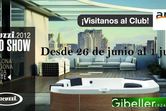 El Trailer Jacuzzi llega a Alicante, y Gibeller te invita a conocerlo