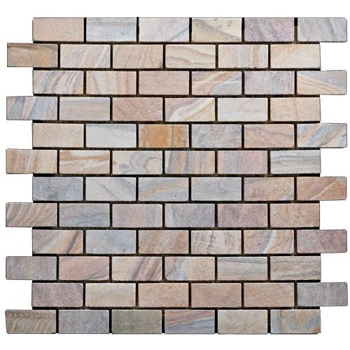 Mosaico Arenisca Gobi Honed