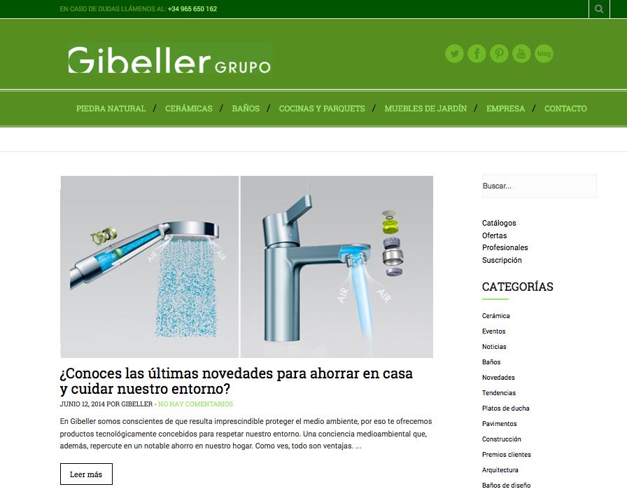 gibeller blog