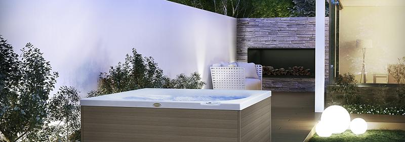 Spa de Jacuzzi modelo Italian Design