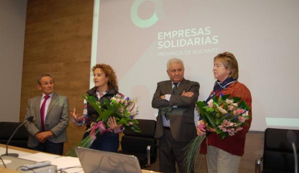 Proyecto Empresas Solidarias 2014