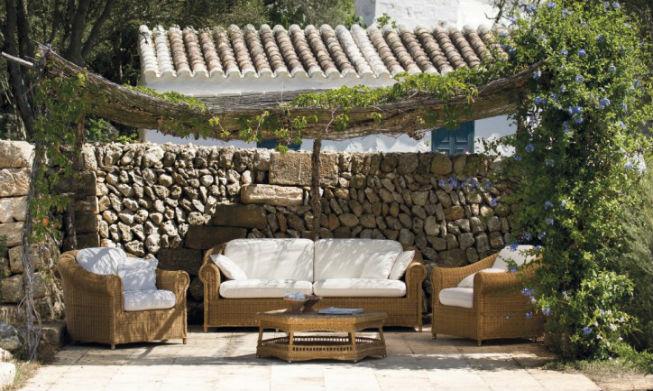 mobiliario-para-jardín