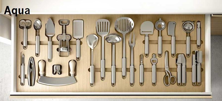 Cajonera de accesorios cocina-Gibeller