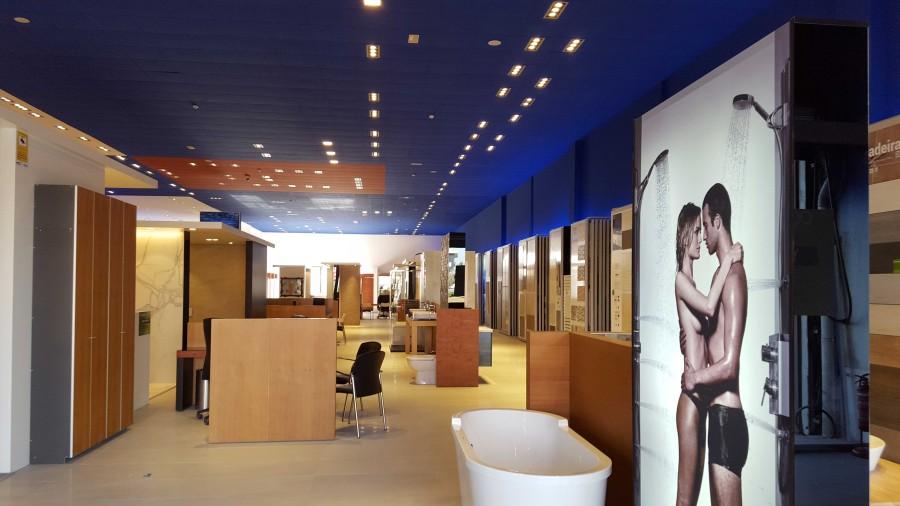 Exposición tienda Valencia
