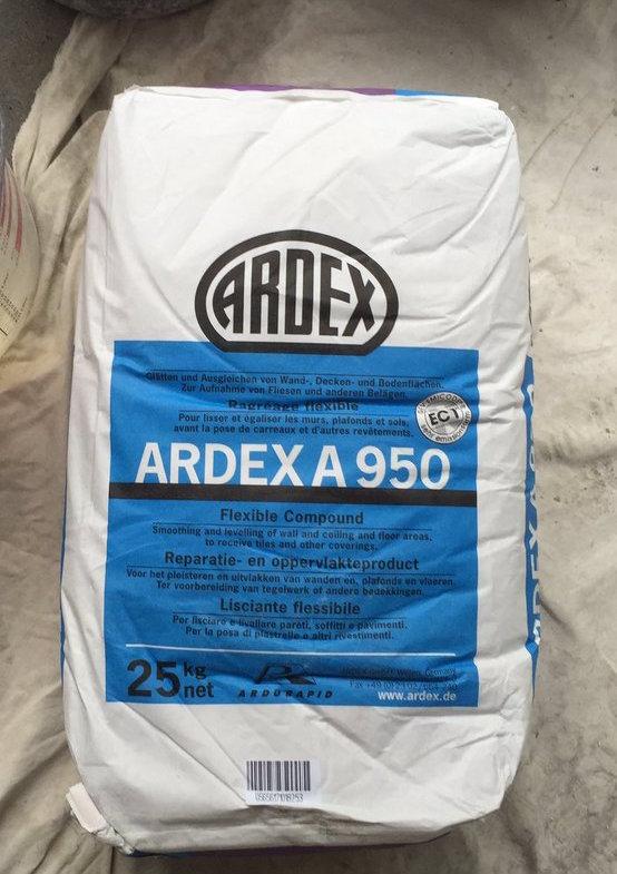 Cemento de Ardex