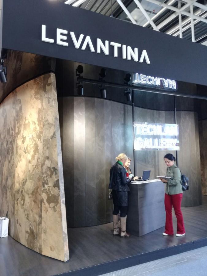 Stand Levantina