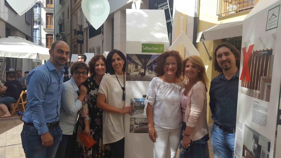 El dise o de interiores sale a las calles de valencia - Diseno de interiores valencia ...