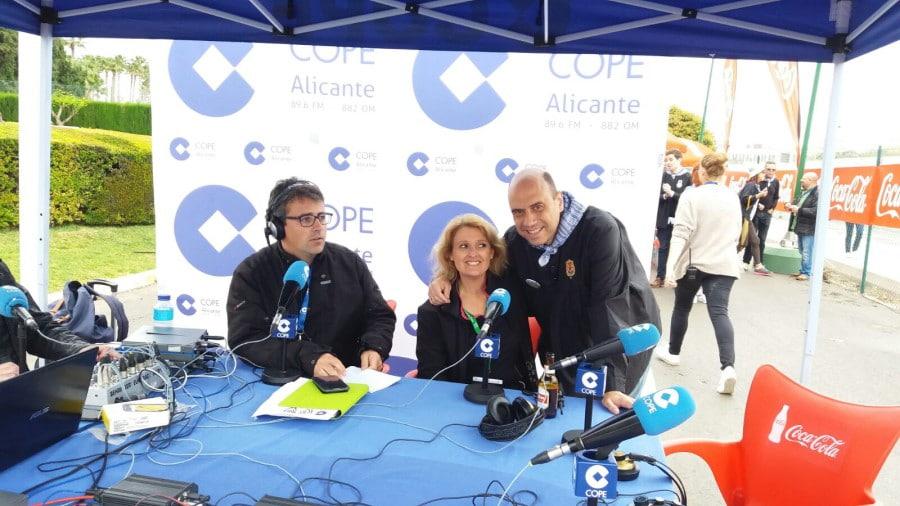 Entrevista Cadena COPE
