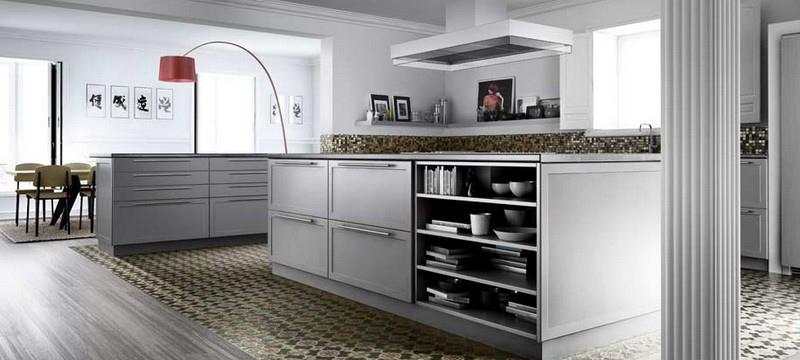 Cocinas modernas y de dise o calidades precios for Ofertas cocinas completas