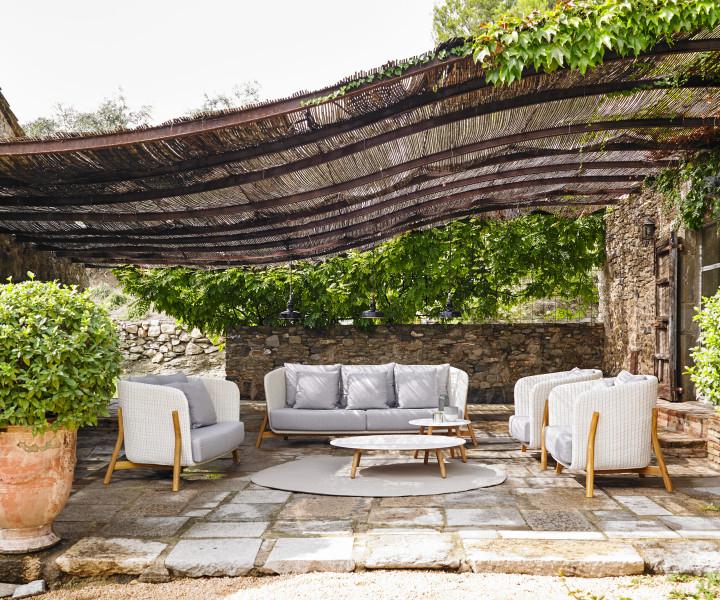 Sofás y sillones de jardín