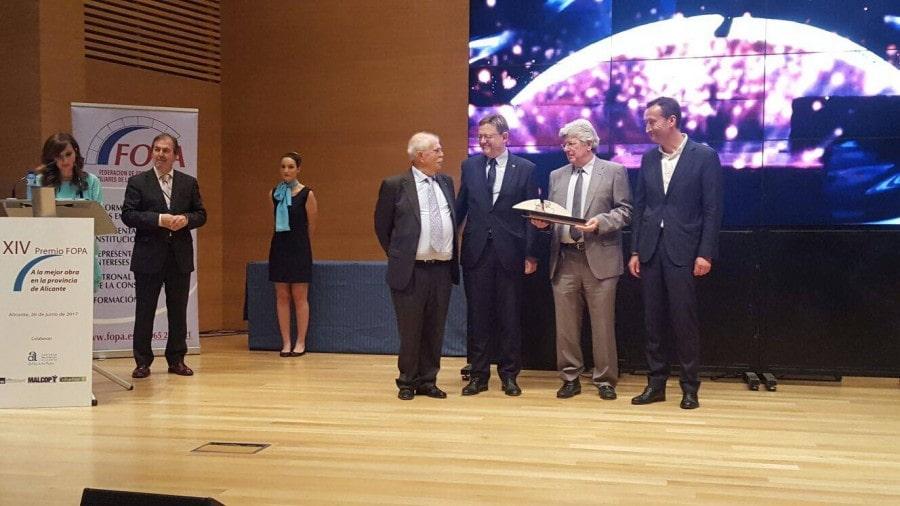 Premios FOPA