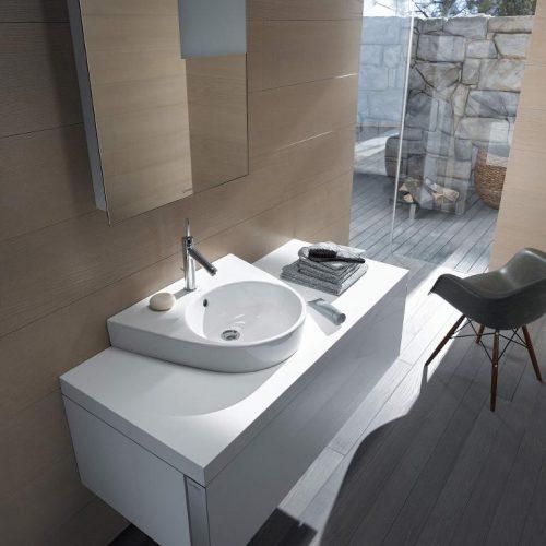 Mueble de baño suspendido Stack de Duravit