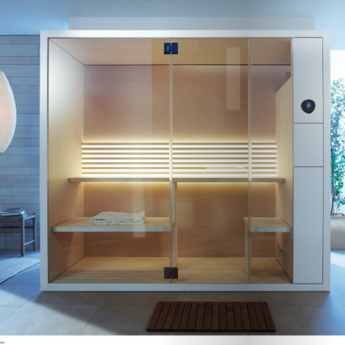 Sauna Serie Inipi B de Duravit