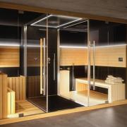 Sauna Sasha Spa de Jacuzzi