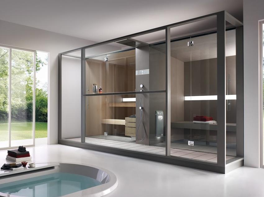 Comprar saunas para casa peque as de vapor gibeller for Costruire una sauna in casa