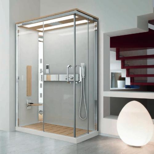 Cabina de ducha Nexis 1 Plus de Novellini