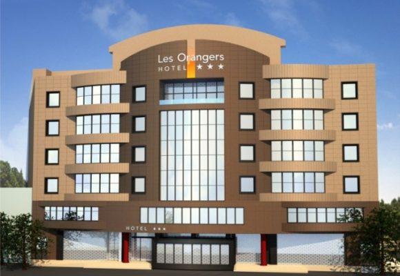Hotel Les Orangers (Chlef, Algeria)