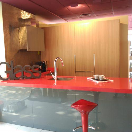 Cocina Glass. Exposición Murcia
