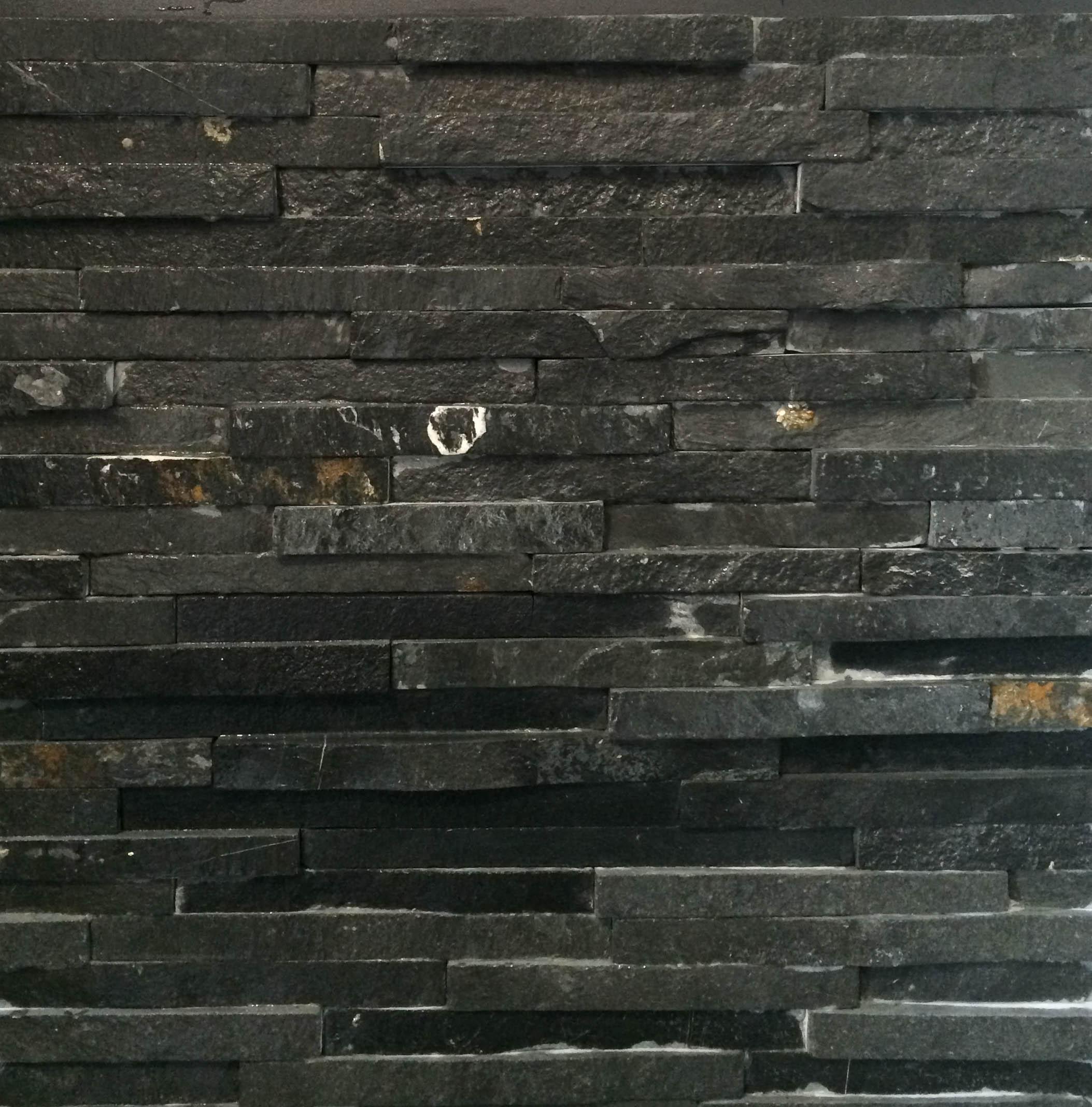 Panel Black Wall