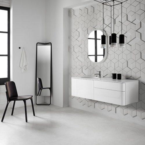 Mueble de baño colección Fluent Inbani