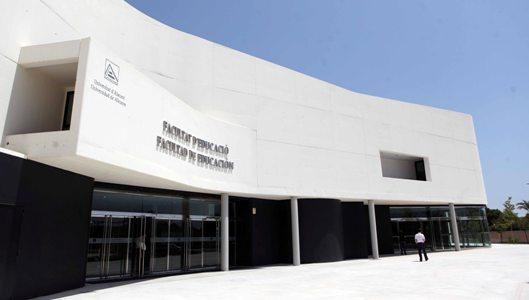 Facultad de Educación (Universidad de Alicante)