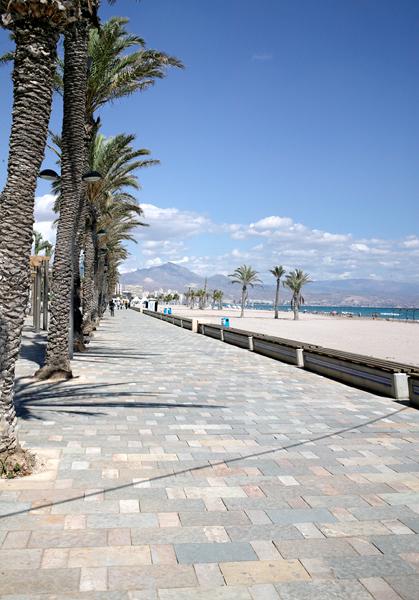 Paseo de la Playa de San Juan