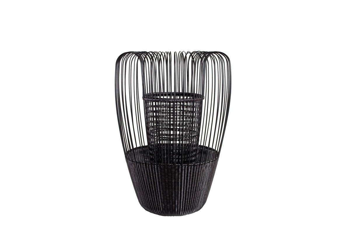 Lámpara pie para exteriores. Colección Mist