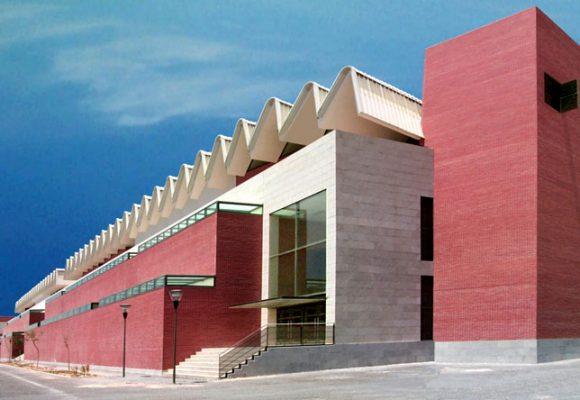 Aularios de la Universidad de Miguel Hernández (Elche)