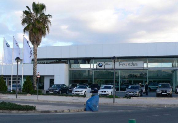 Concesionario BMW Fersán San Juan de Alicante