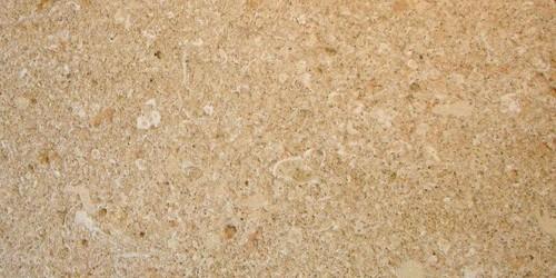 Base Piedra Amarillo Fósil cortada