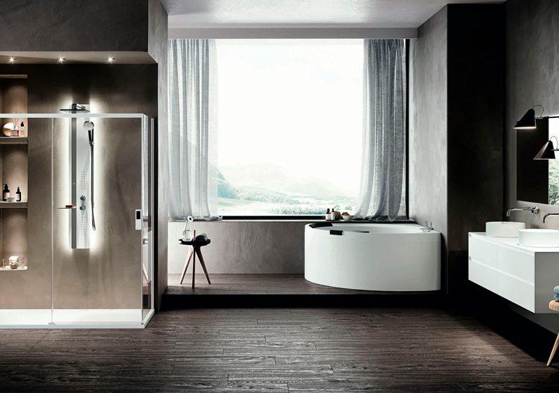 Tendencias en mamparas de baño para 2018
