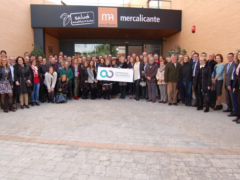 Gibeller participa un año más como Empresa Solidaria