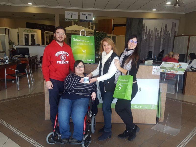 Gibeller colabora con Disabled Park, una app en pro de las personas con movilidad reducida