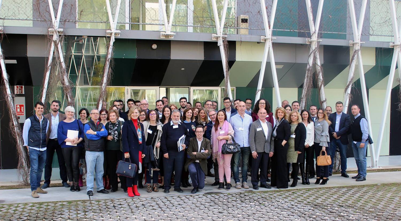 participantes en el II encuentro CODID