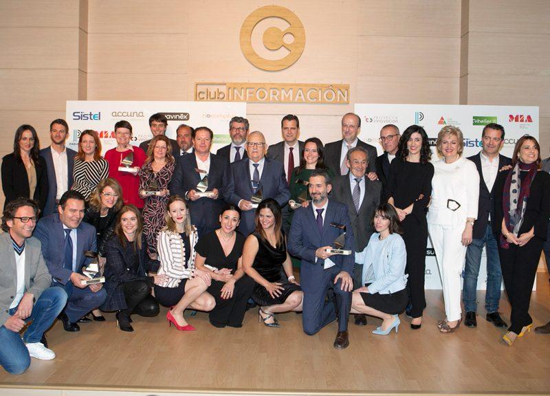 ¡ Gran Éxito en los Premios MIA 2018 a las mejores marcas de Alicante !