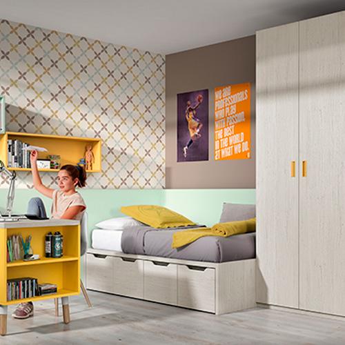 Habitación infantil individual