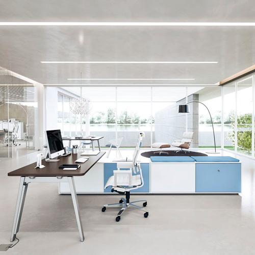 despacho de oficina moderno