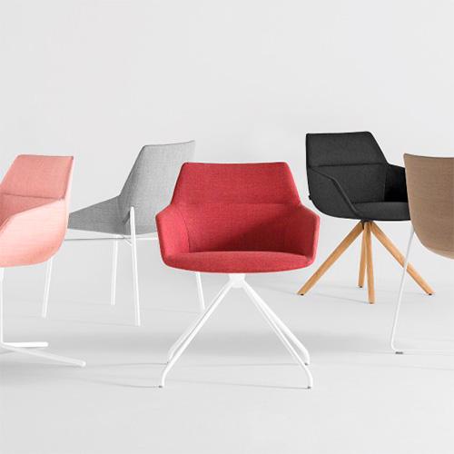 Comprar sillas de oficina blancas dise o los for Precios de sillas para oficina