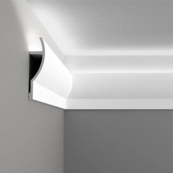 molduras iluminación indirecta fluxus